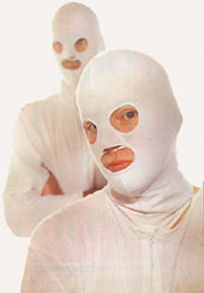 TISM costumes