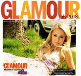 Hayden Panettiere in Glamour magazine - HQ Scans -