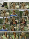Marla Maples and Angie Everhart	sexy cleavage on Ex Wives Club