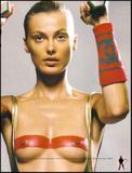 Aurelie Claudel Best Known As : Wide-eyed French model of the 2000's Foto 71 (Орели Клодель Известен как: большие глаза французской моделью 2000-х годов Фото 71)