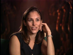 A picture of Amy Jo Johnson