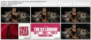 Taylor Swift- RED Tour London 2014 Annoucement- 2 vids