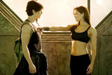 Kelly Overton Tummy Stills From ~ Tekken ~