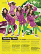 Bella Twins-WWE Magazine September 2010