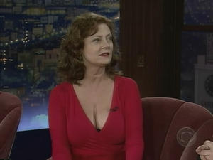 Susan Sarandon - The Late Late Show with Craig Ferguson (2008)