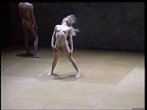 Paula Tuovinen Naked Choreographer