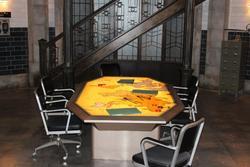 Визит на съёмочную площадку Сверхъестественного: Бункер Хранителей знаний