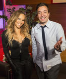 Mariah Carey - Jimmy Fallon Tonight 13-11-2013 (x8)