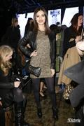 Victoria Justice @ DKNY fashion show in New York - February 10, 2013