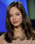 Kristin Kreuk - at The Morning Show Studios in Toronto 10/05/12