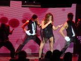 Helena Paparizou In one of her performances in Santorini (Summer Tour 2008): Foto 137 (������ �������� � ����� �� ����� ����������� � ��������� (Summer Tour 2008): ���� 137)