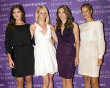 Gwyneth Paltrow, Elizabeth Hurley, Hilary Rhoda,  Carolyn Murphy @ &quot;Sensuous&quot;, NY (08/07/08) -12HQ