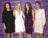 """Gwyneth Paltrow, Elizabeth Hurley, Hilary Rhoda,  Carolyn Murphy @ """"Sensuous"""", NY (08/07/08) -12HQ"""
