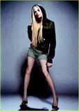 Avril Lavigne - CosmoGIRL! - HQ (3x) Tagged