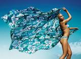Kylie Minogue - Her Own New Bikini Range - x8